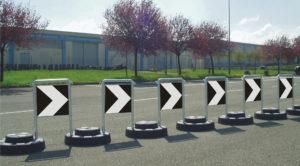 Prodotti per la sicurezza stradale rifrangenti – Art 5007
