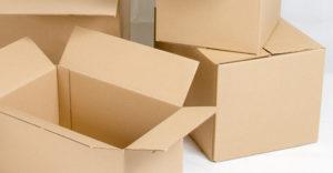 Imballaggio cartone ondulato