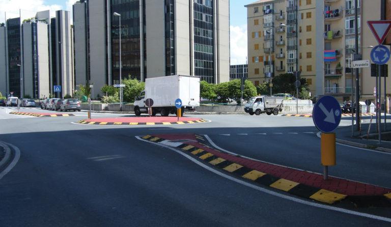 Prodotti per la sicurezza stradale verniciati – Unico/r