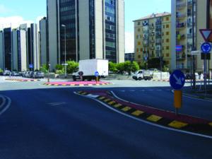 Prodotti per la sicurezza stradale verniciati