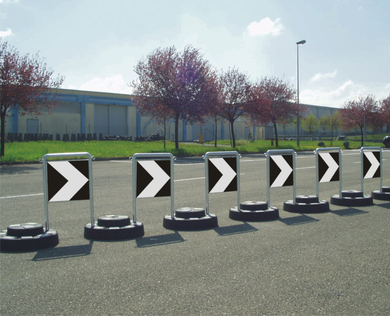 Prodotti per la sicurezza stradale rifrangenti