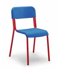 Sedia in plastica EN1729
