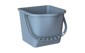 Secchio in plastica da 15 litri